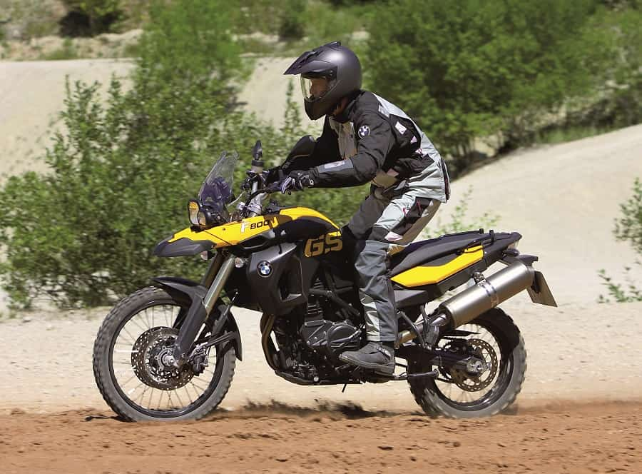 Lift your weight off the seat when riding in sand