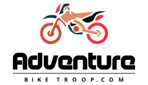 Adventure Bike Troop logo